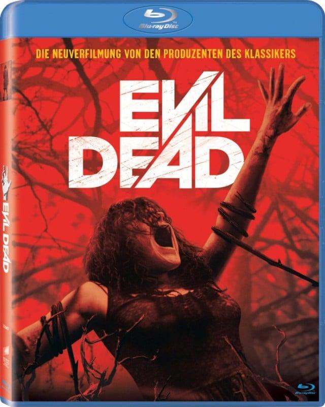 Evil Dead - Deutsche Blu-ray UNCUT - SPIO JK