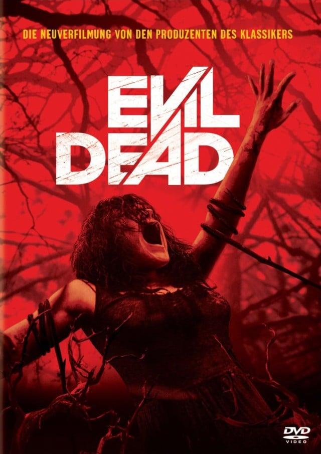 Evil Dead - Deutsche DVD UNCUT - SPIO JK