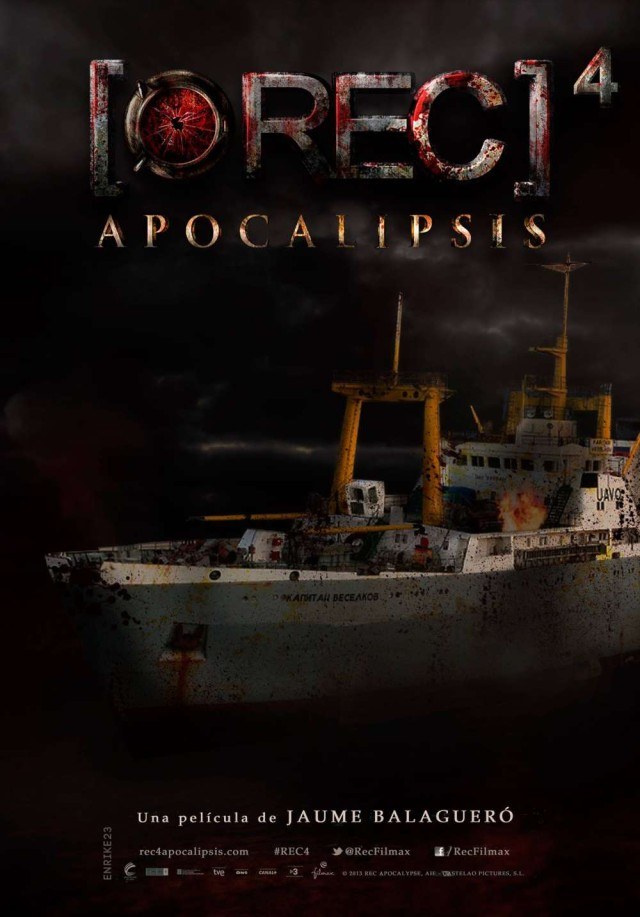REC 4 Apocalypse - Teaser Poster 4