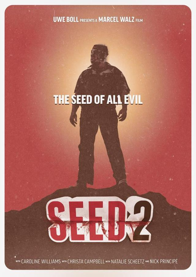 SEED 2 - Teaser Poster