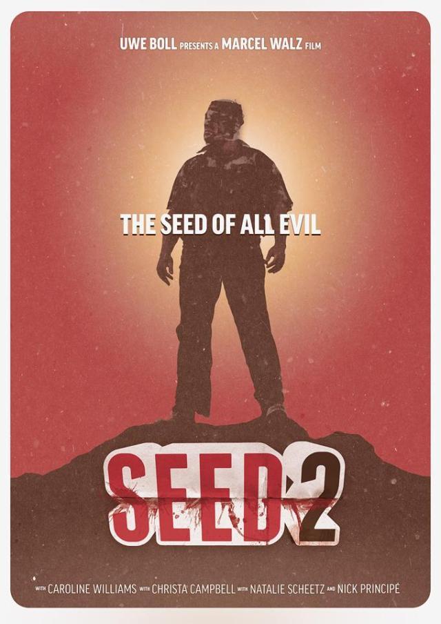 SEED 2 - Teaser Poster