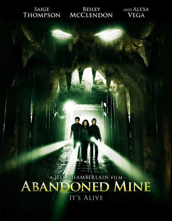Abandoned Mine - US Teaser Poster