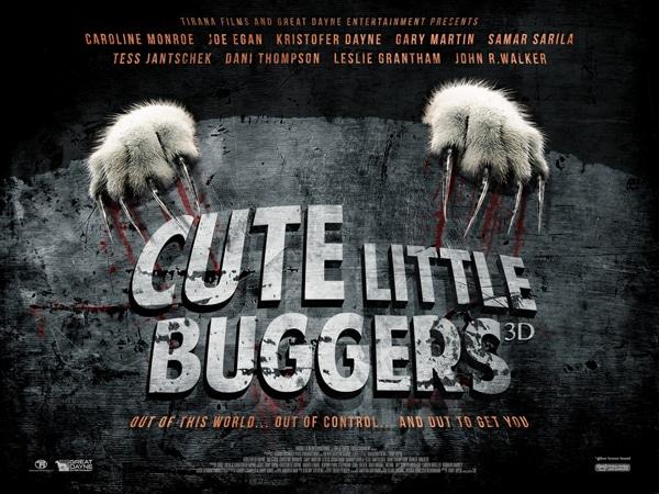 Cute Little Buggers 3D - Teaser Artwork