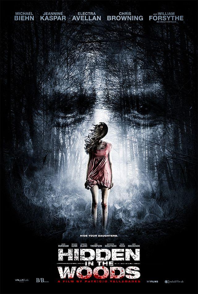 Hidden in the Woods - US Teaser Poster