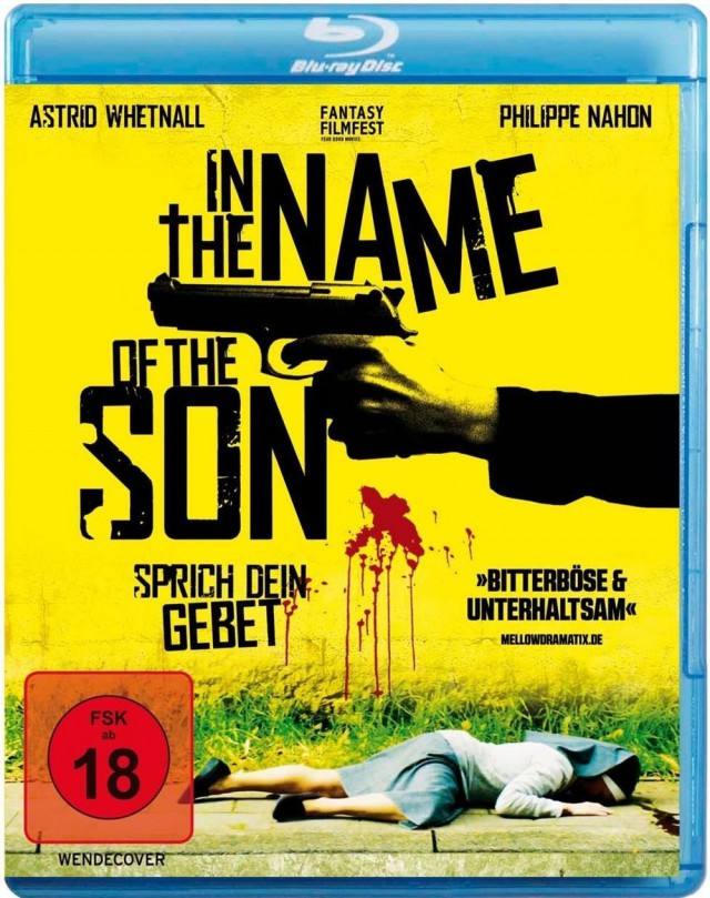 In the Name of the Son - Sprich dein Gebet - Blu-ray Cover FSK 18