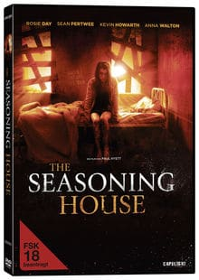 The Seasoning House - DVD Vorabcover Case