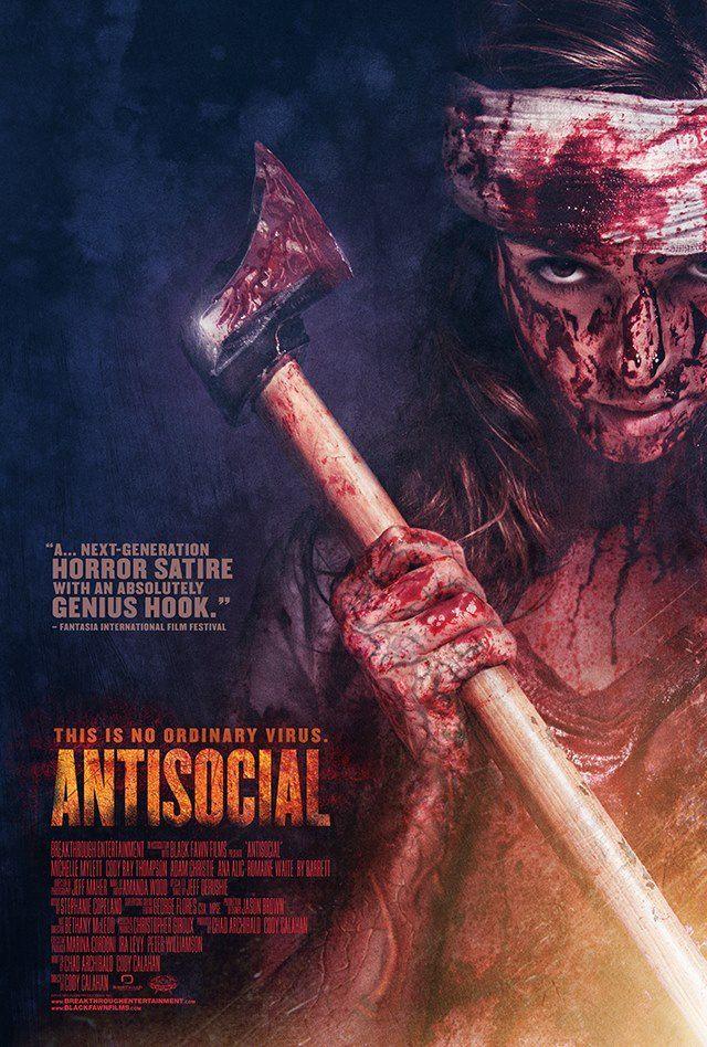 Antisocial - Teaser Poster