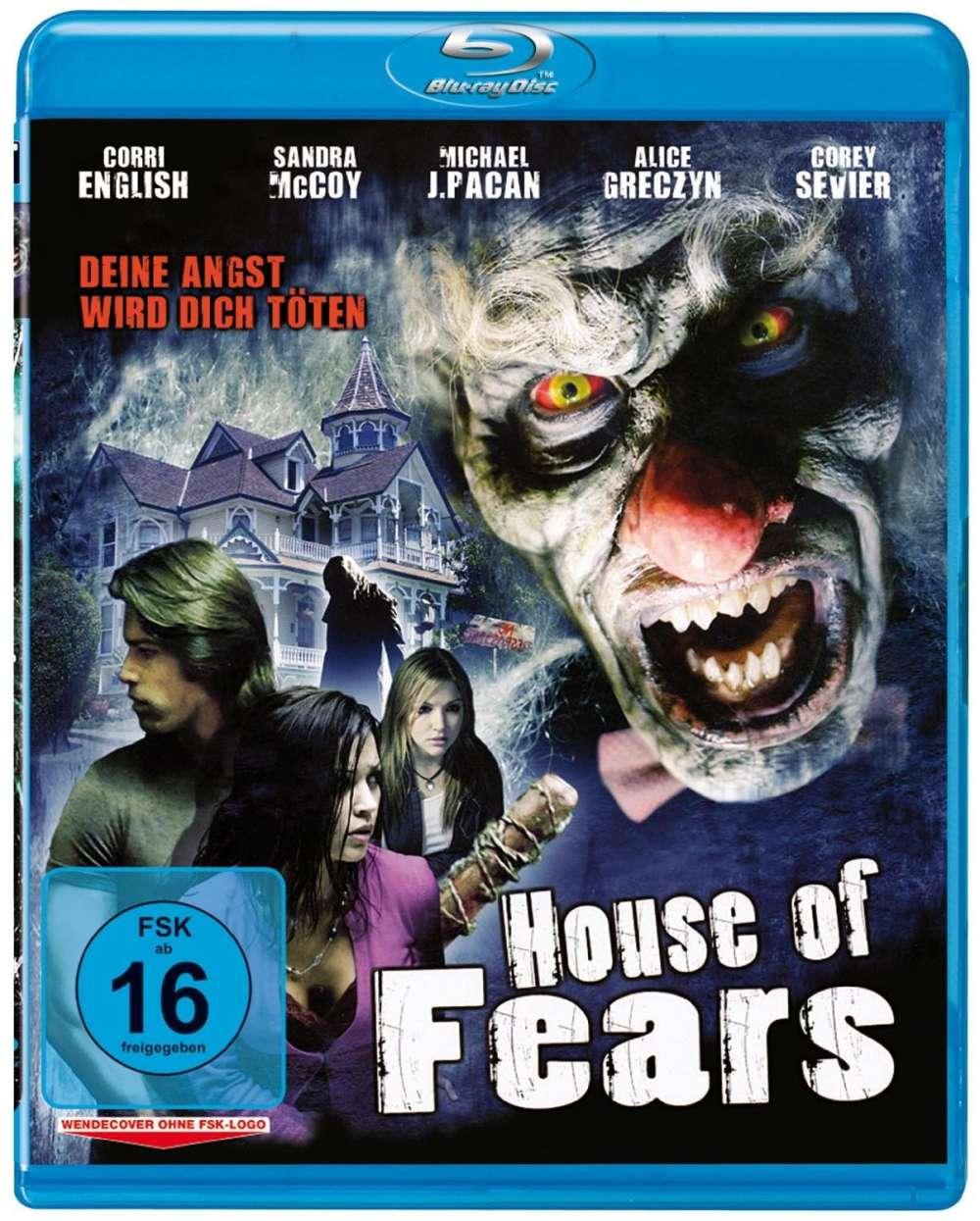 Скачать фильм дом страхов  house of fears 2007 dvdrip