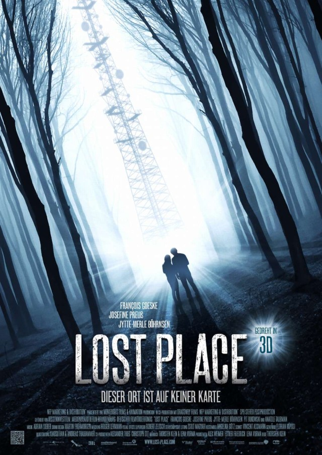 Lost Place - Kinoposter