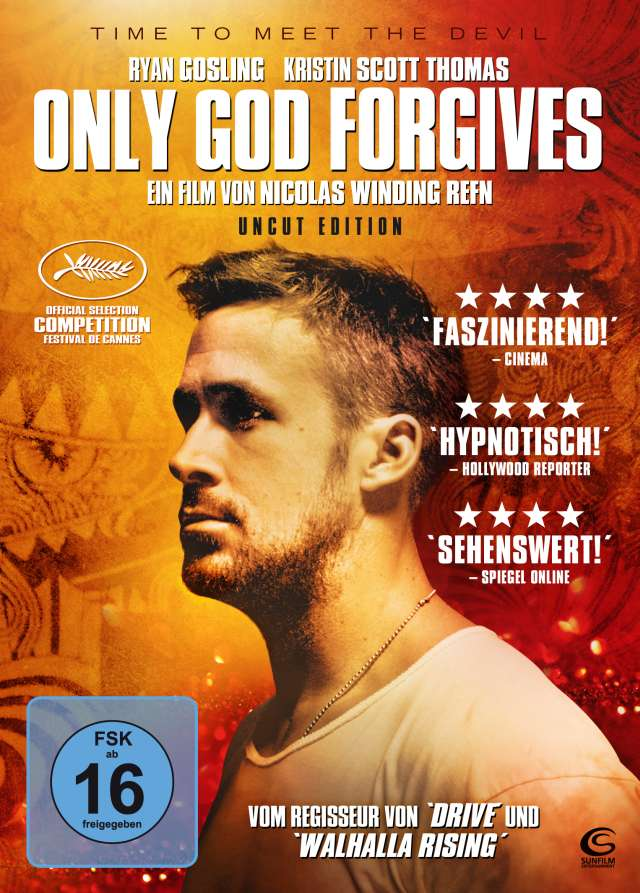 Only God Forgives Amazonde Ryan Gosling Kristin Scott