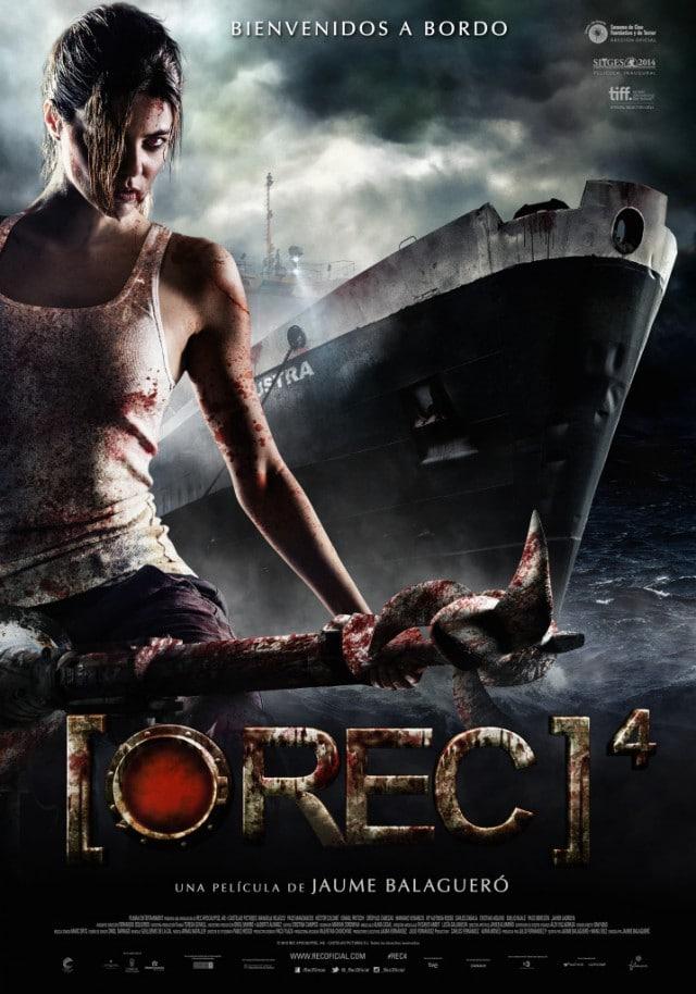 REC 4 - Apocalypse - Teaser Poster 5