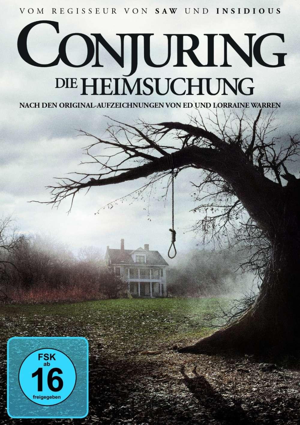 Conjuring Die Heimsuchung Ganzer Film