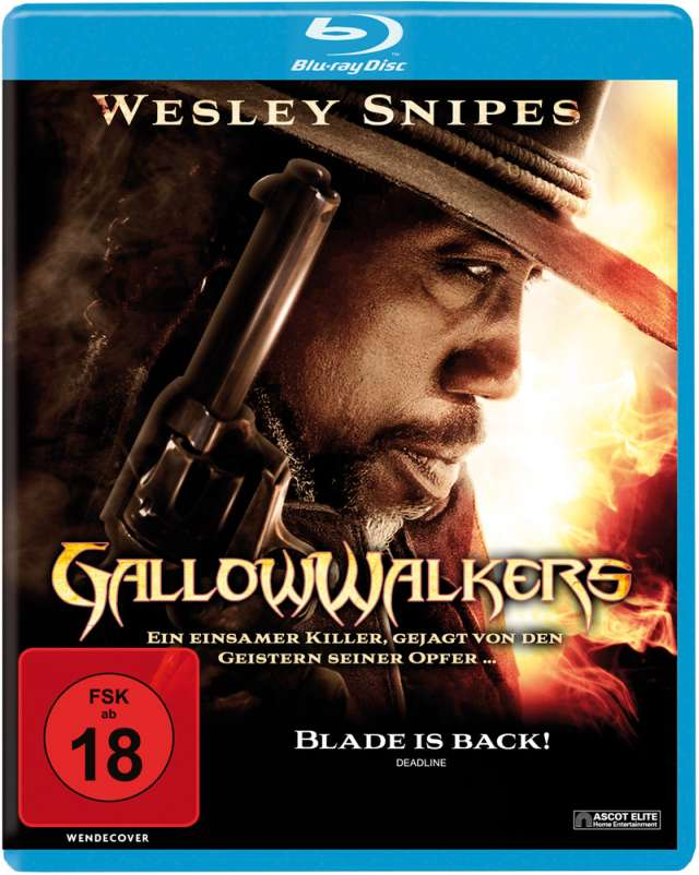Gallowwalkers dvd cover