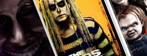 Horror Veröffentlichungen von Universal Pictures im Oktober 2013