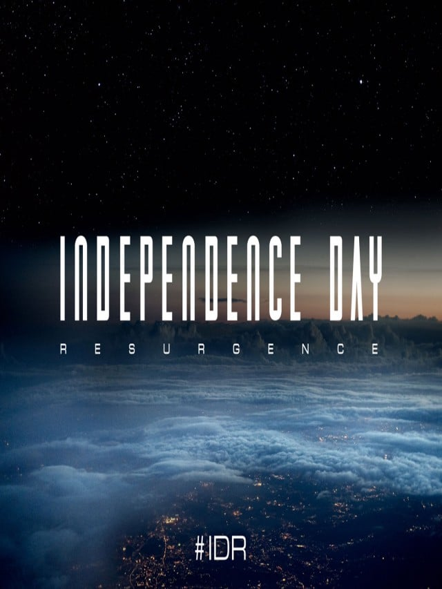 Independence Day - Wiederkehr - Teaser Artwork