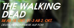 The Walking Dead – Staffel 4: Termin der Deutschlandpremiere steht fest