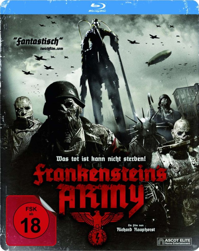 Frankensteins Army - Blu-ray Steelbook Edition