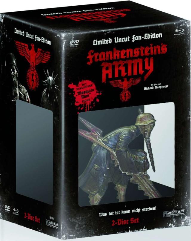 Frankensteins Army - Limited Uncut Fan Edition