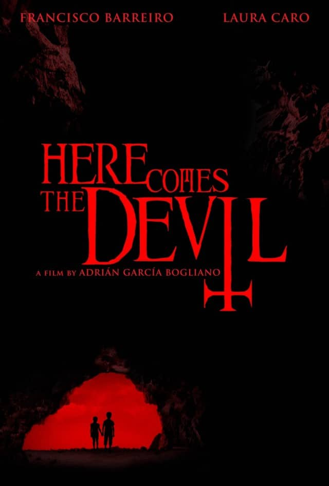 Here Comes the Devil - Original Teaser Poster