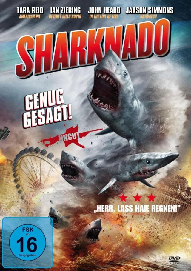 Sharknado - Genug gesagt - DVD