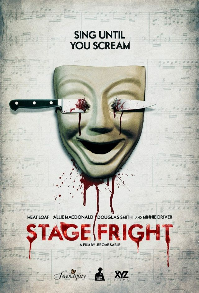 Stage Fright - Teaser Poster