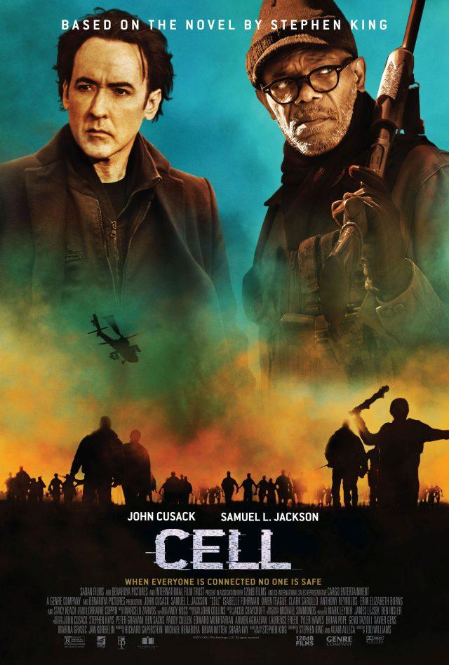 Cell - Teaser Poster