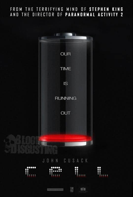 Cell - Teaser Poster Nummer 1