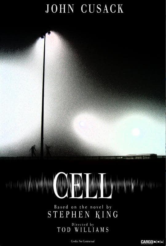 Cell - Teaser Poster Nummer 3