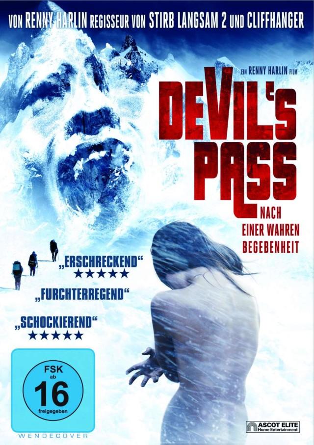 Devils Pass - DVD Cover FSK 16