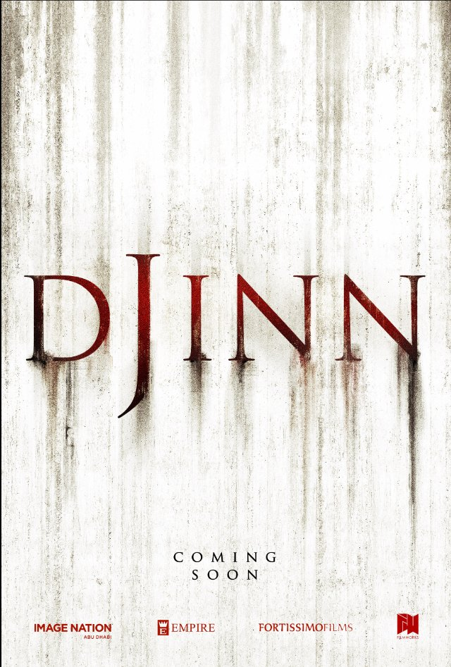 Djinn - Internationales Teaser Poster