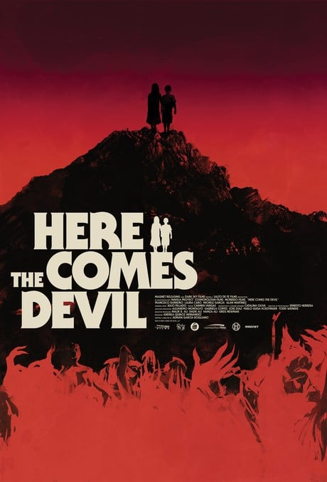 Here Comes the Devil - Teaser Poster 2