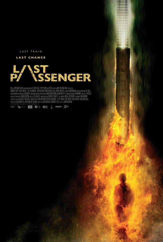 Last Passenger - Teaser Poster