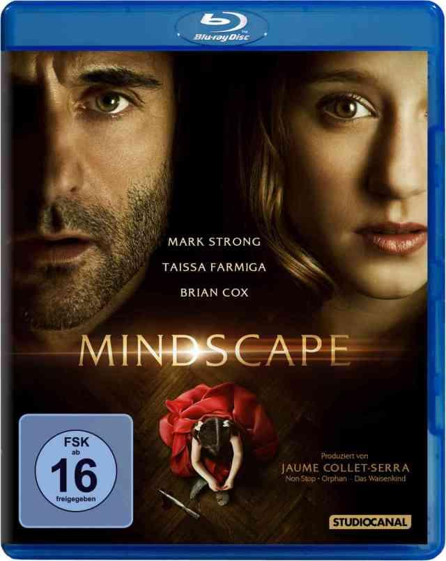 Mindscape - Blu-ray Cover FSK 16