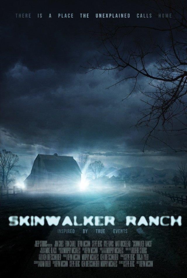 Skinwalker Ranch - Teaser Poster