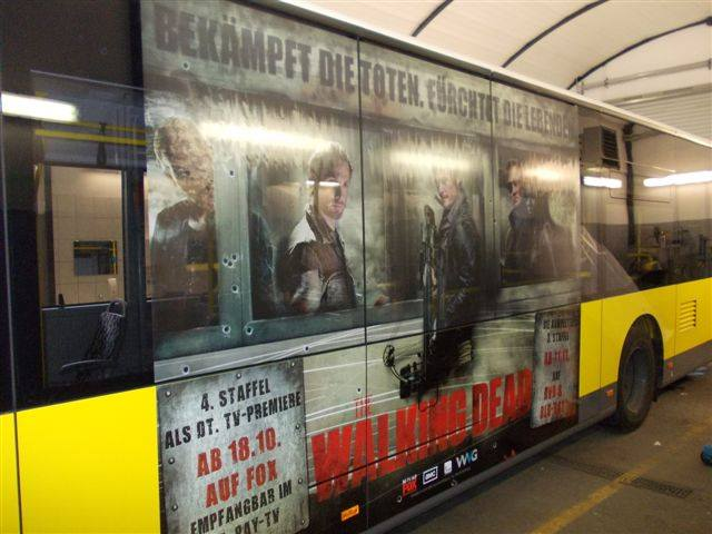 The Walking Dead Bus Berlin 3