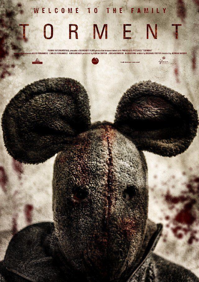 Torment - Festival Poster