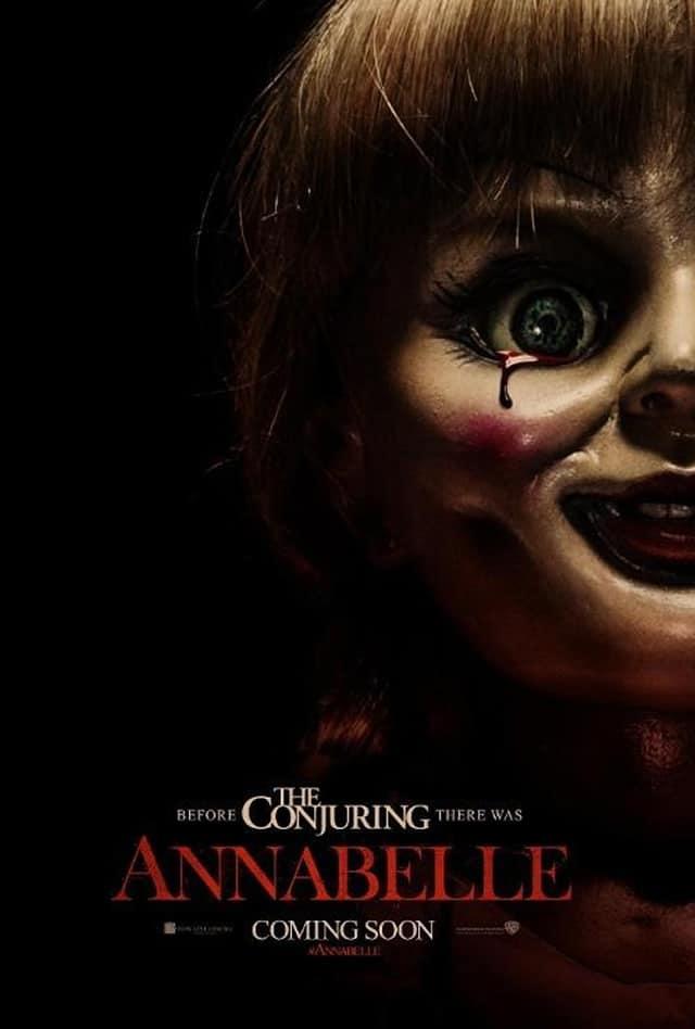Annabelle - Teaser Poster