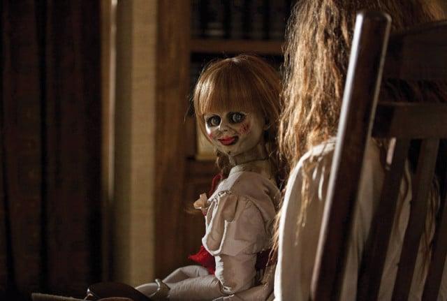 """""""Annabelle 3"""" ist im Kasten"""