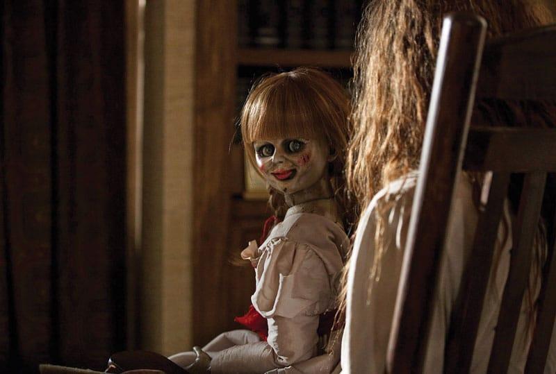 Die Puppe Annabelle
