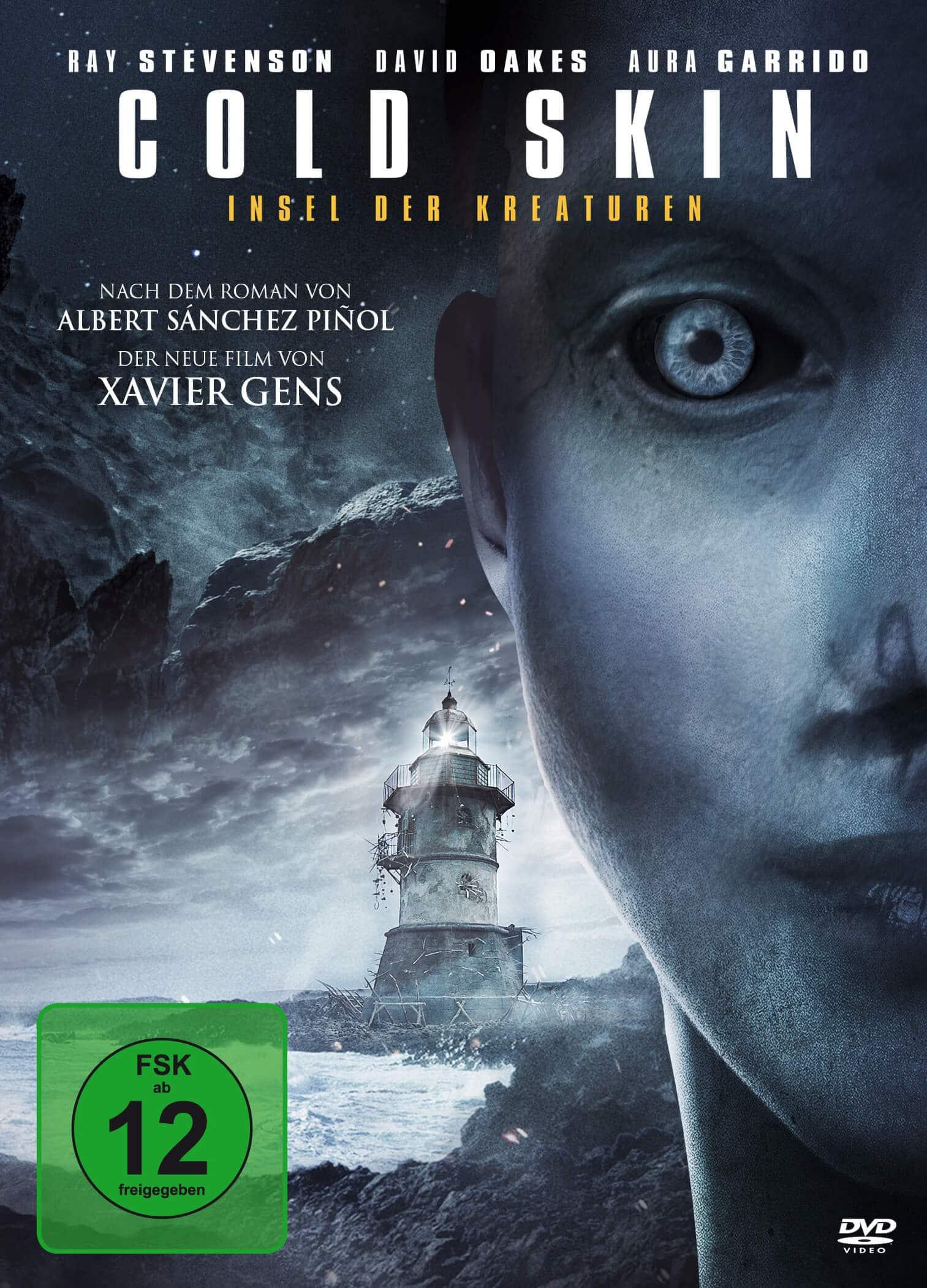 Cold Skin Insel Der Kreaturen Film 2017 Scary Movies De