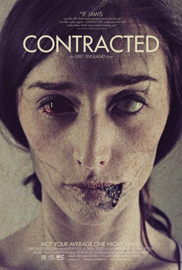 Contracted - Poster 1