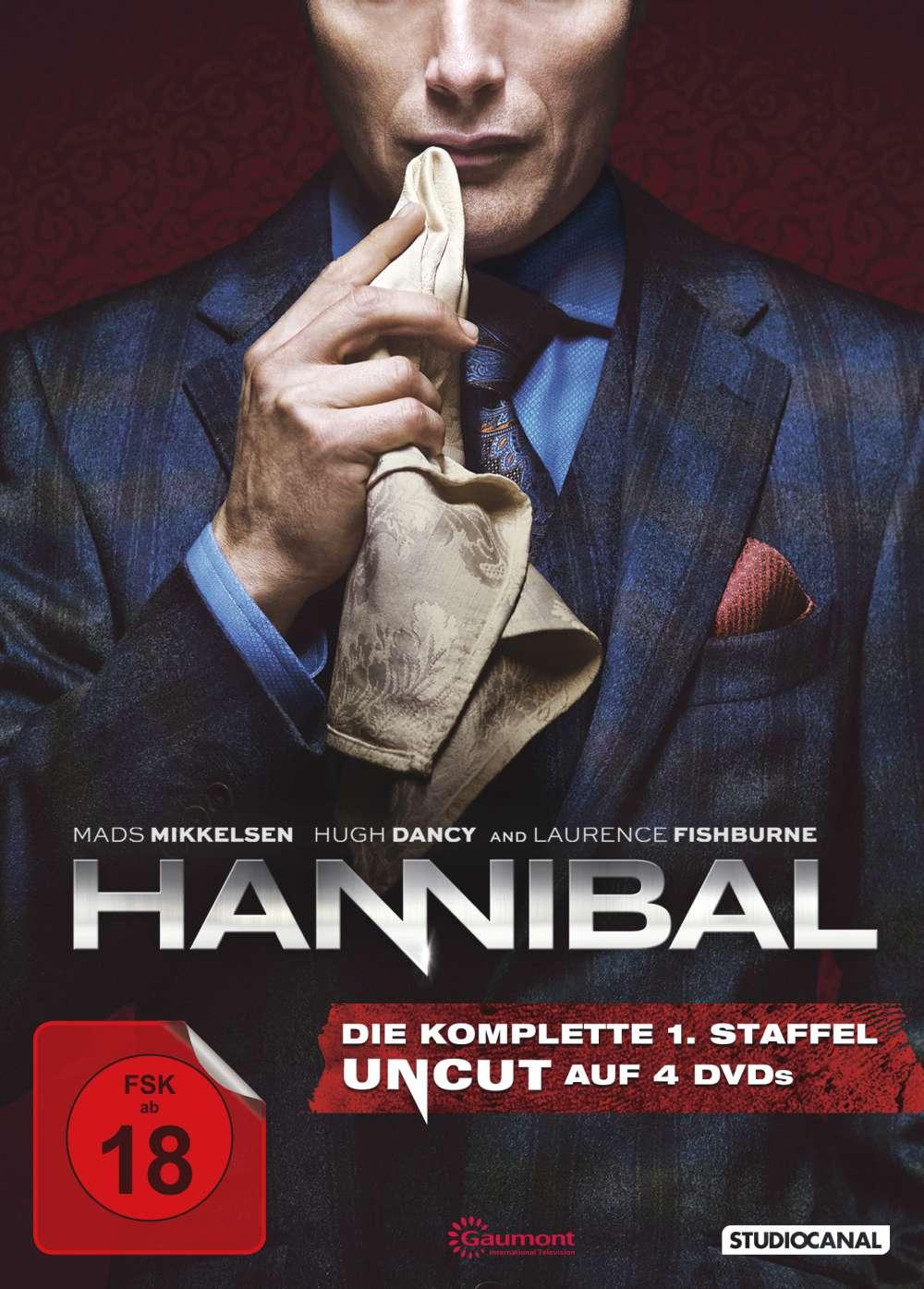hannibal 1 staffel film 2013 scary. Black Bedroom Furniture Sets. Home Design Ideas