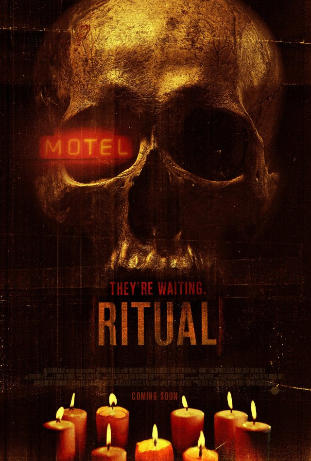 Ritual - US Teaser Poster
