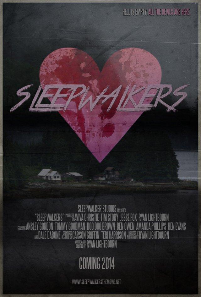 Sleepwalkers 2014 Teaser Poster