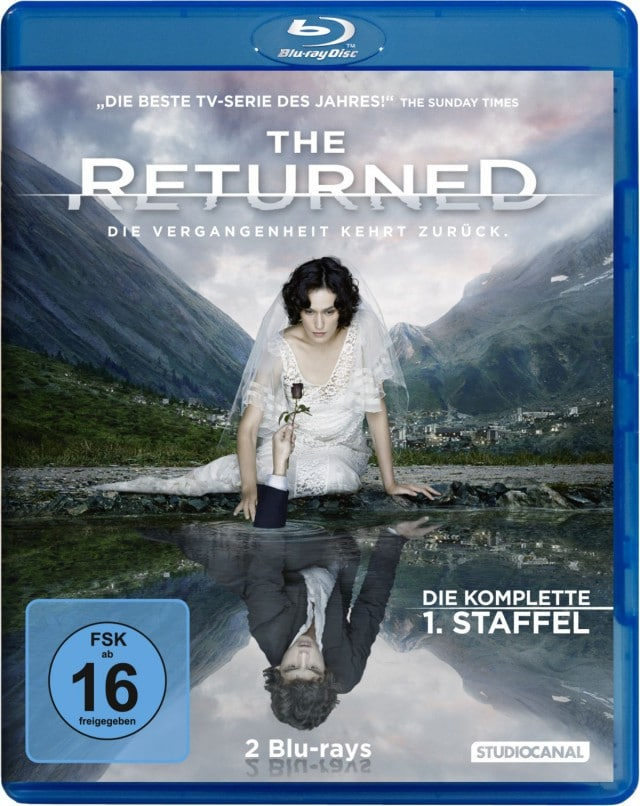 The Returned - Staffel 1 - Blu-ray Cover