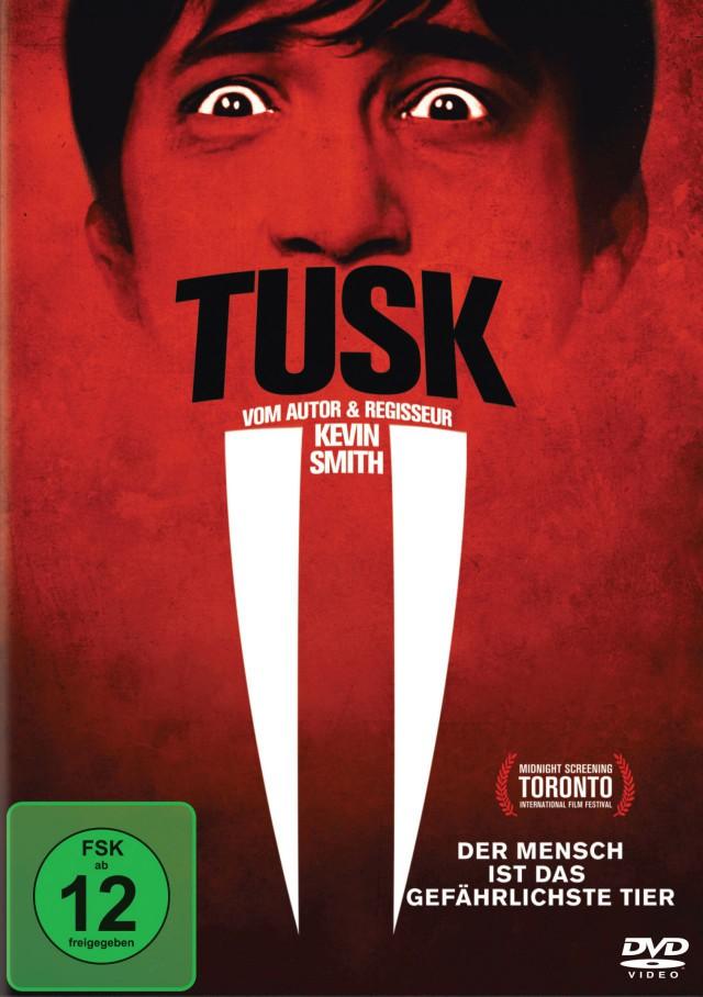 Tusk - DVD Cover FSK 12