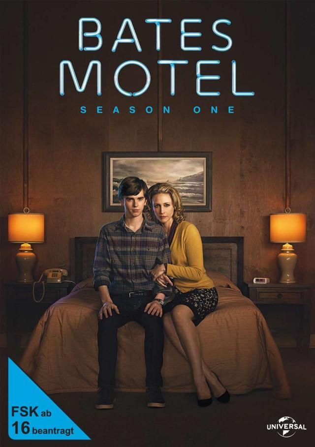 Bates Motel - Staffel 1 Vorläufiges DVD Cover