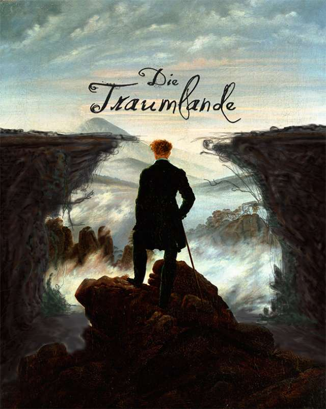 Die Traumlande - Teaser Artwork