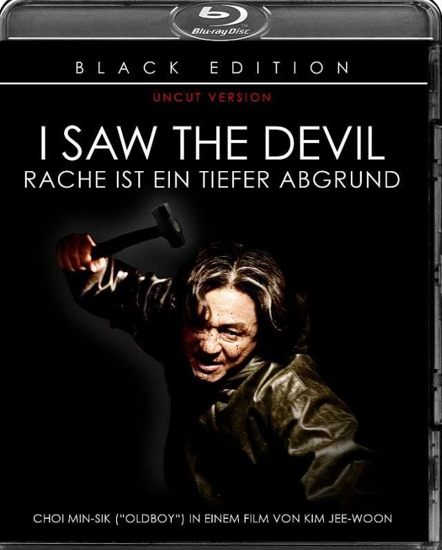 I Saw The Devil Uncut Edition