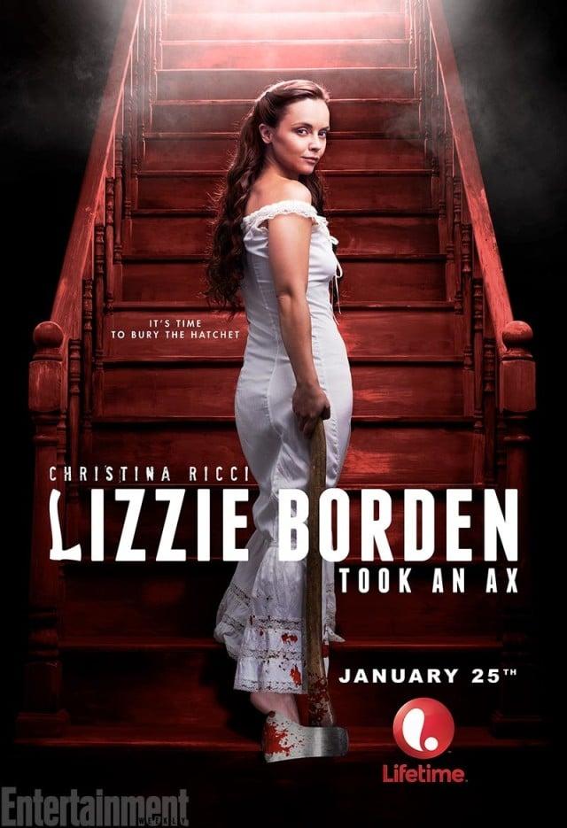 Lizzie Borden Took An Axe - Teaser Poster